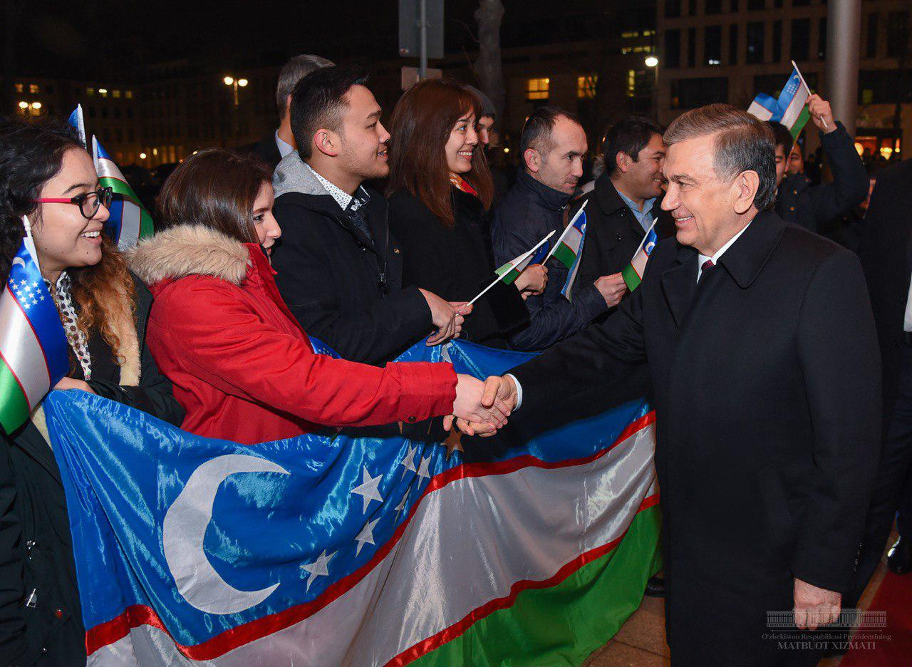 Shavkat Mirziyoyev: The more knowledge we have, the stronger we are