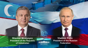 Bilateral cooperation key results and plans discussed by leaders of Uzbekistan, Russia