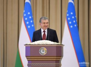 President Shavkat Mirziyoyev's speech at the festive event occasioned to the Teachers and Mentors Day