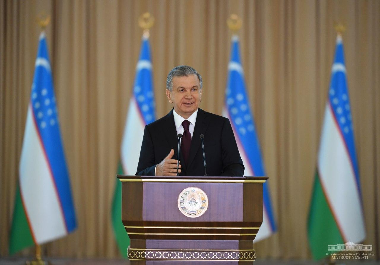 President Shavkat Mirziyoyev's speech at the Day of Memory and Honors and the Great Victory ceremonial event