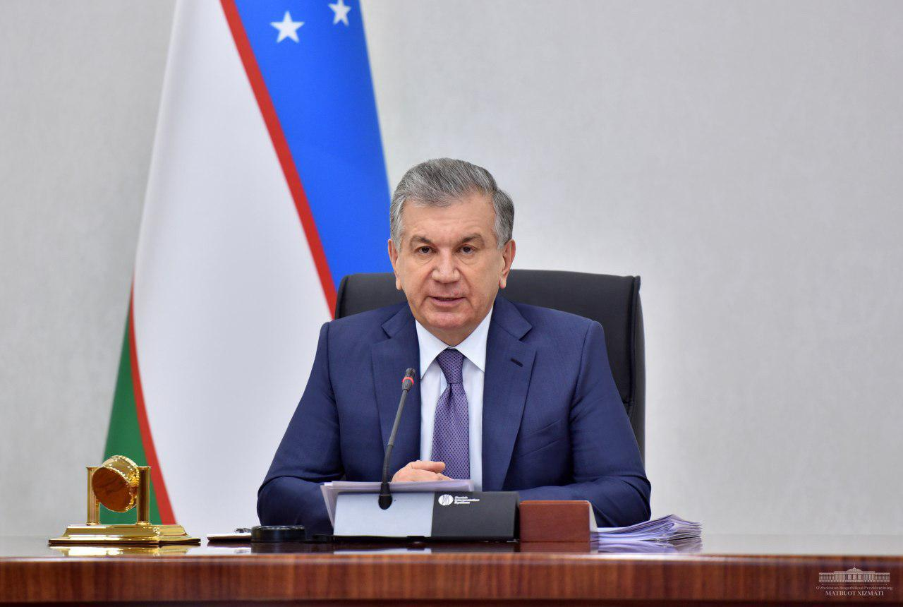 Shavkat Mirziyoyev: We must treat the infected and develop the economy simultaneously