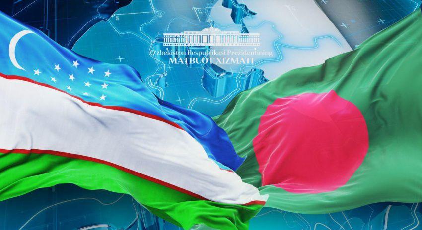 Президент Бангладеш раҳбариятига табрик йўллади