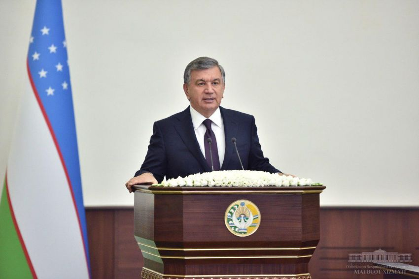 Шавкат Мирзиёев: энг катта вазифамиз – одамларни рози қилиш