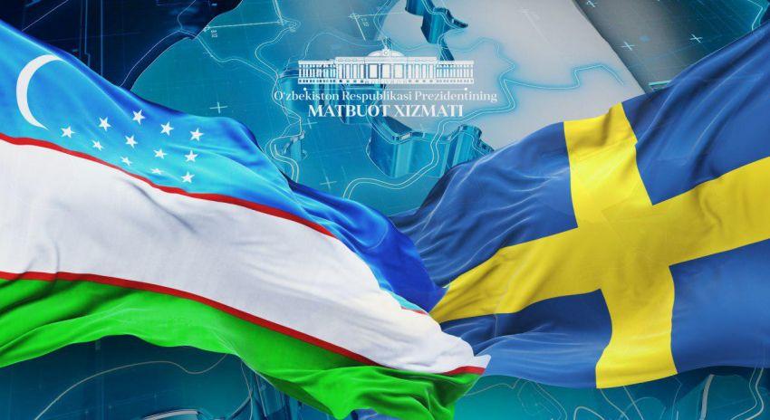 Шавкат Мирзиёев 30 апрель куни Швеция қироли Карл XVI Густавни Швеция миллий байрами – Қирол таваллуди куни билан табриклади.